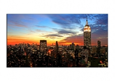 Quadro moderno Skyline di New York 3